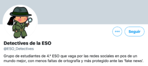 Detectives de la ESO